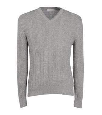 Pull Col V  ERMENEGILDO ZEGNA