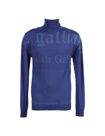 GALLIANO - High neck sweater