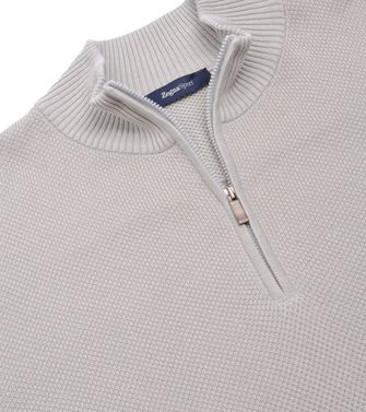 Pull Col Haut  ZEGNA SPORT