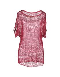 ERMANNO ERMANNO SCERVINO - Short sleeve sweater