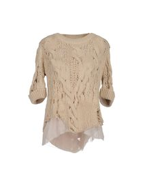 NUDE - Short sleeve sweater