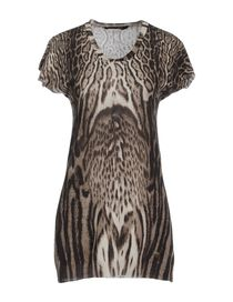 ROBERTO CAVALLI - Short sleeve jumper