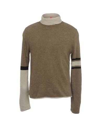 BIKKEMBERGS - High neck sweater