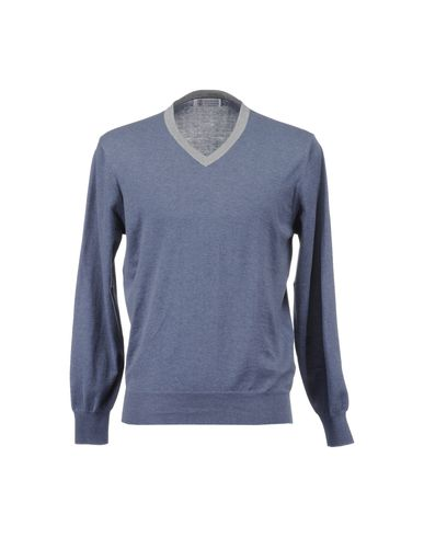 BRUNELLO CUCINELLI - V-neck
