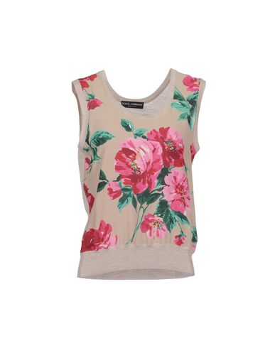 DOLCE &amp; GABBANA - Sleeveless sweater
