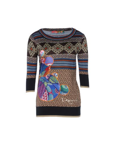 DESIGUAL - Short sleeve sweater