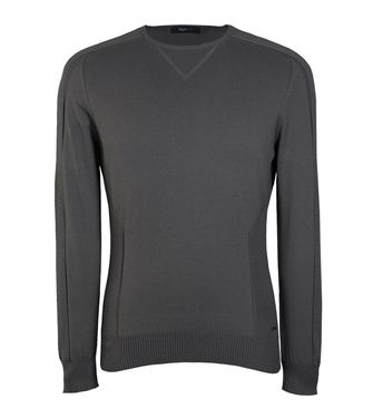 Jersey cuello redondo  ZEGNA SPORT