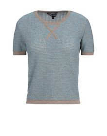 Short sleeve sweater - ROCHAS