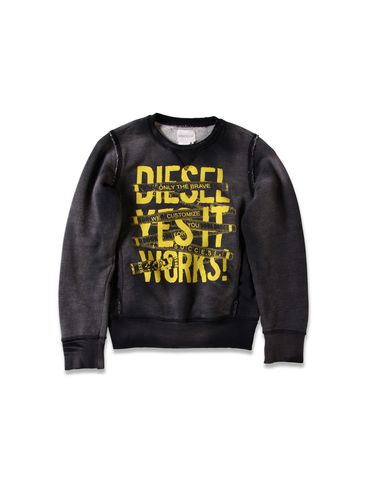 Sweatshirts DIESEL: SETBY