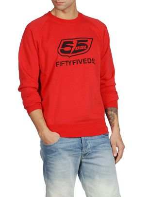 Sweatshirts 55DSL: F-ONECREW