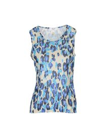 BLUGIRL BLUMARINE - Sleeveless sweater