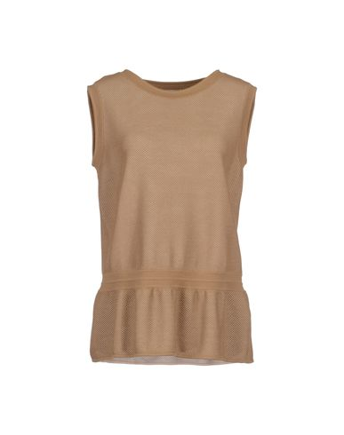 YVES SAINT LAURENT RIVE GAUCHE - Sleeveless sweater