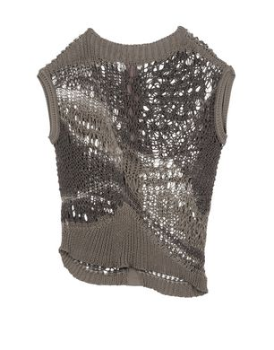 Sleeveless sweater Women's - RICK OWENS