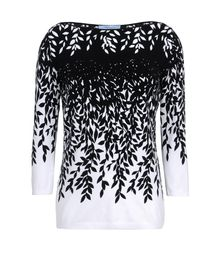 Short sleeve sweater - BLUMARINE