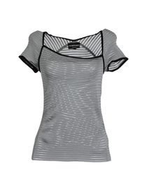 EMPORIO ARMANI - Short sleeve jumper