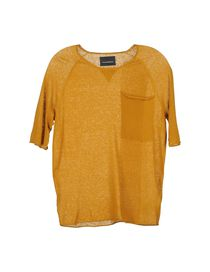 DIESEL BLACK GOLD - Short sleeve jumper