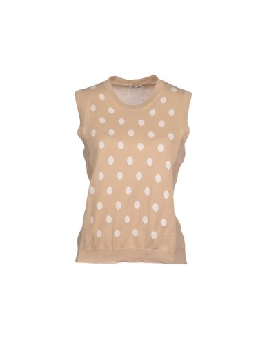 MIU MIU - Sleeveless sweater