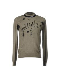 GALLIANO - Crewneck sweater