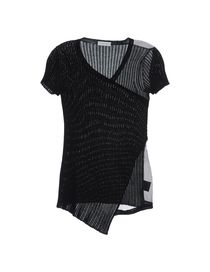 COSTUME NATIONAL - Short sleeve jumper