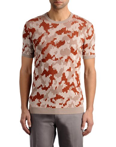 Camouflage Jacquard Tee