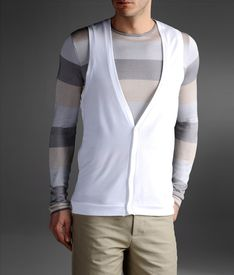 EMPORIO ARMANI - V  neck sweater
