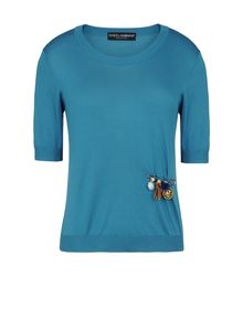 Short sleeve sweater - DOLCE & GABBANA