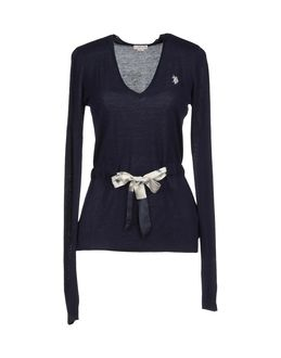 U.S.POLO ASSN. Long sleeve sweaters - Item 39345520