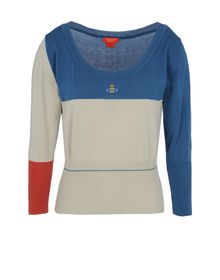 Short sleeve sweater - VIVIENNE WESTWOOD RED LABEL