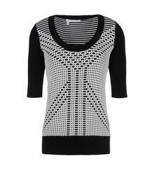 Short sleeve sweater - 10 CROSBY DEREK LAM