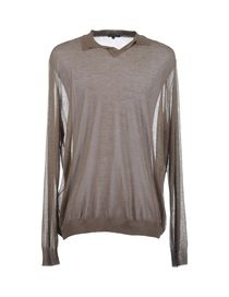 ANN DEMEULEMEESTER - Polo sweater