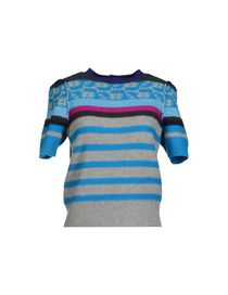 SONIA by SONIA RYKIEL - Short sleeve sweater