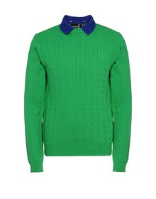 Polo sweater - RAF SIMONS FRED PERRY