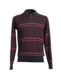 PAUL SMITH JEANS - Polo sweater