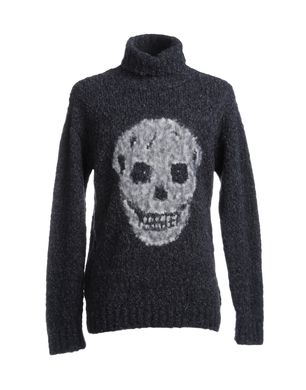 ALEXANDER MCQUEEN - High neck sweater