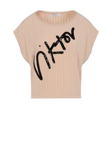 Short sleeve sweater - VIKTOR & ROLF