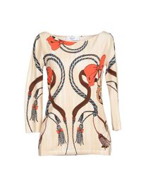 BLUGIRL BLUMARINE - Short sleeve sweater