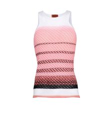 Sleeveless sweater - MISSONI
