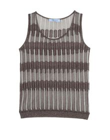 Sleeveless sweater - BLUMARINE