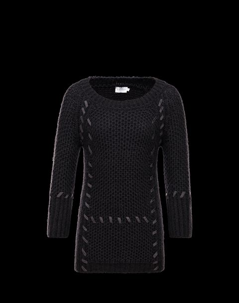MONCLER Women - Spring-Summer 14 - KNITWEAR - Crewneck sweater -