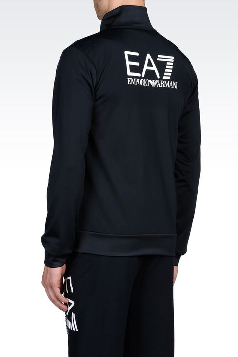 SWEATSHIRTS: Zip sweatshirts Men by Armani - 3