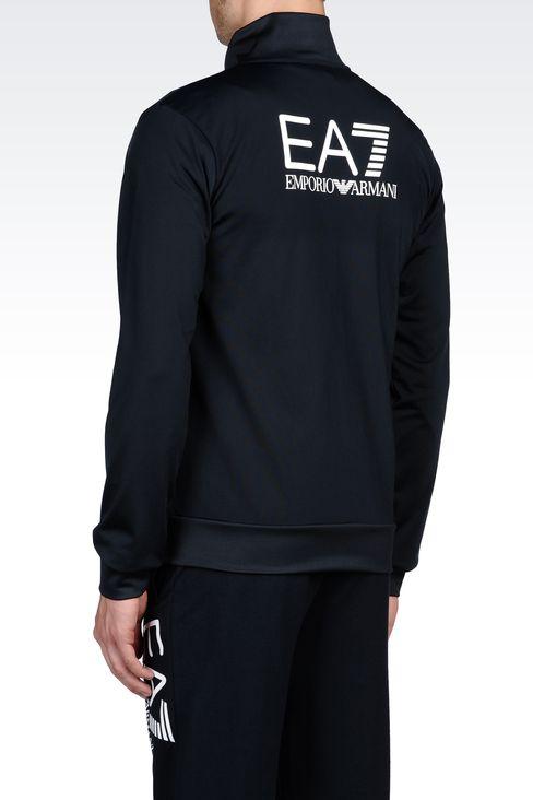 SWEATSHIRTS: Zip sweatshirts Men by Armani - 3