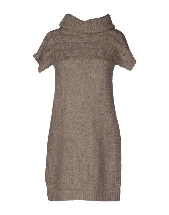 Фото GAIA ROSSI Короткое платье. Купить с доставкой