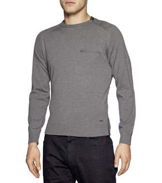 ZEGNA SPORT: Crewneck Light grey - 39376867AJ