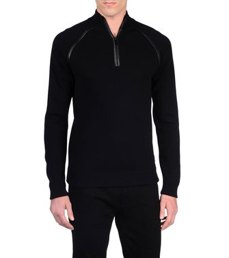 ZEGNA SPORT: High Neck Black - 39376870PN