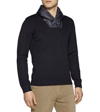 ZEGNA SPORT: V-neck Grey - 39377034WG