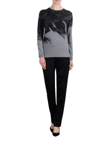 Foliage Print Sweater