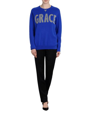 """Grace"" Intarsia Sweater"