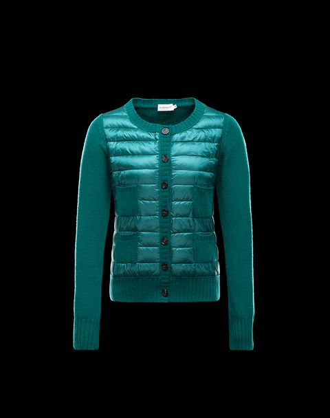 MONCLER Women - Fall-Winter 13/14 - KNITWEAR - Cardigan -