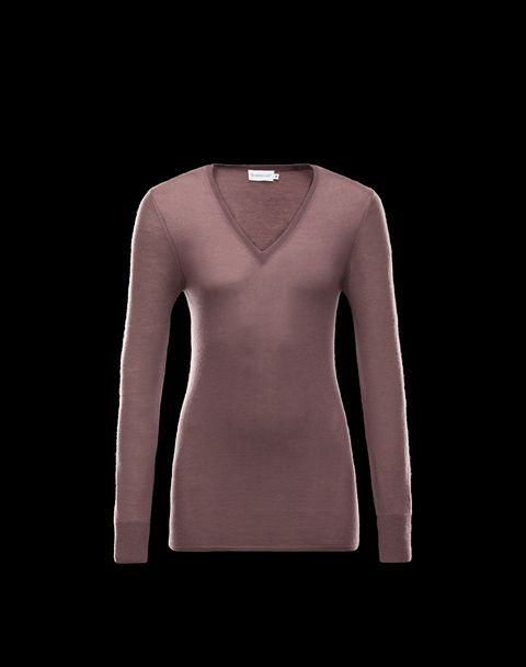 MONCLER Women - Spring-Summer 14 - KNITWEAR - Cashmere sweater -
