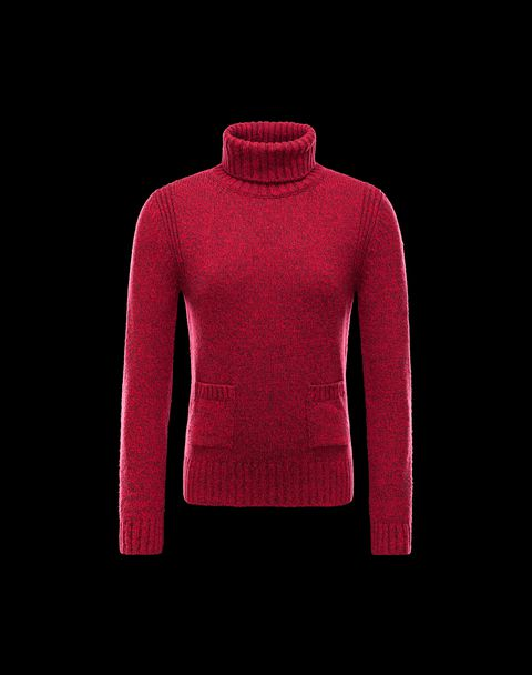 MONCLER GRENOBLE Women - Spring-Summer 14 - KNITWEAR - Long sleeve sweater -